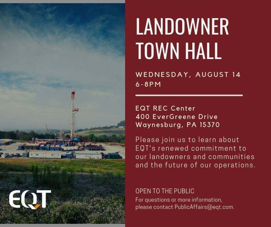 EQT Town Hall Meeting