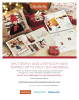 WG Publications Shutterfly Fundraiser