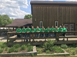 West Greene Envirothon Team