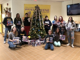 NHS Toys for Tots Collection