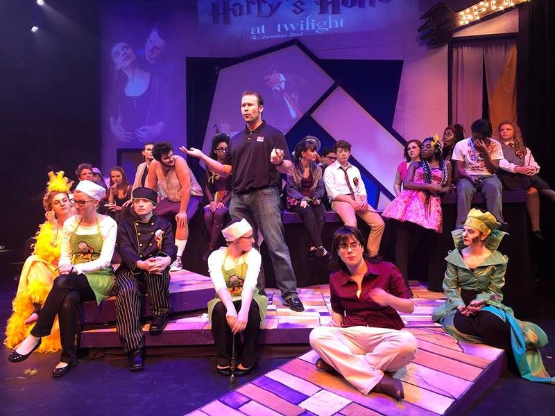 West Greene Students Attend Theatrical Production
