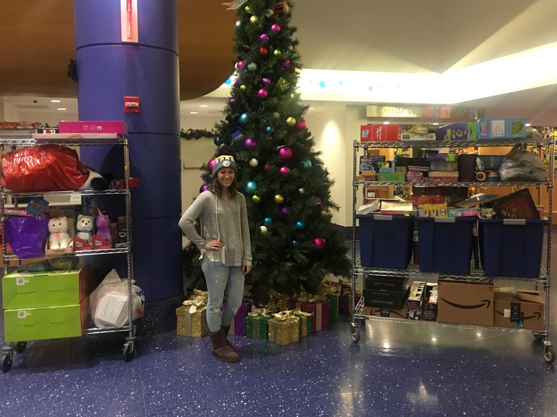 Children's Hospital Toy Drive