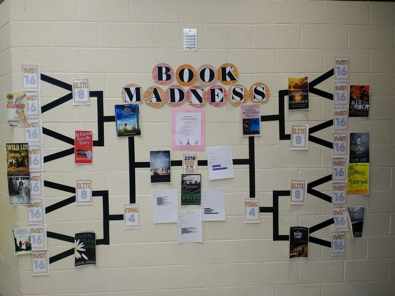 March Madness at the Library